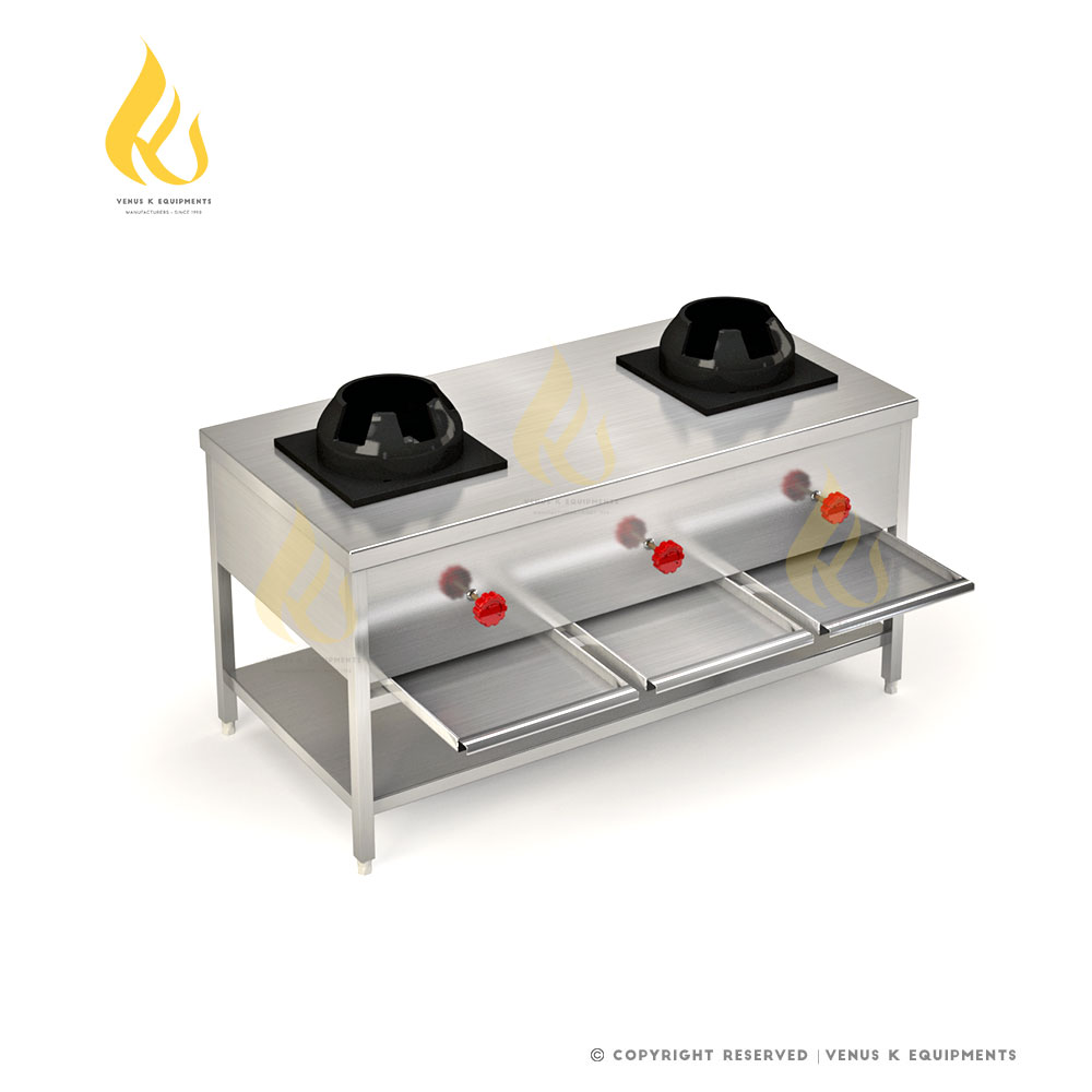 Cooking Ranges Archives - Venus K Equipments