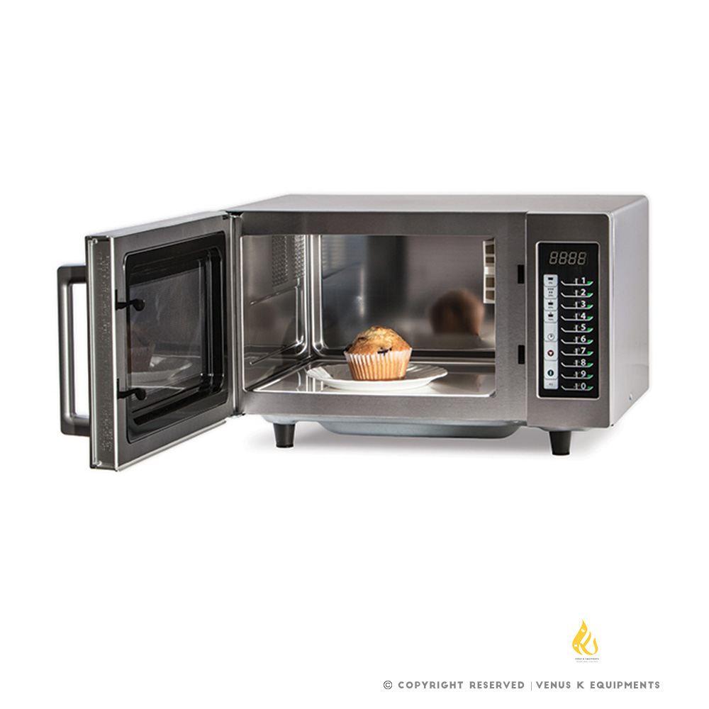 Home Microwave Oven Commercial Ovens Menumaster Rms510ts