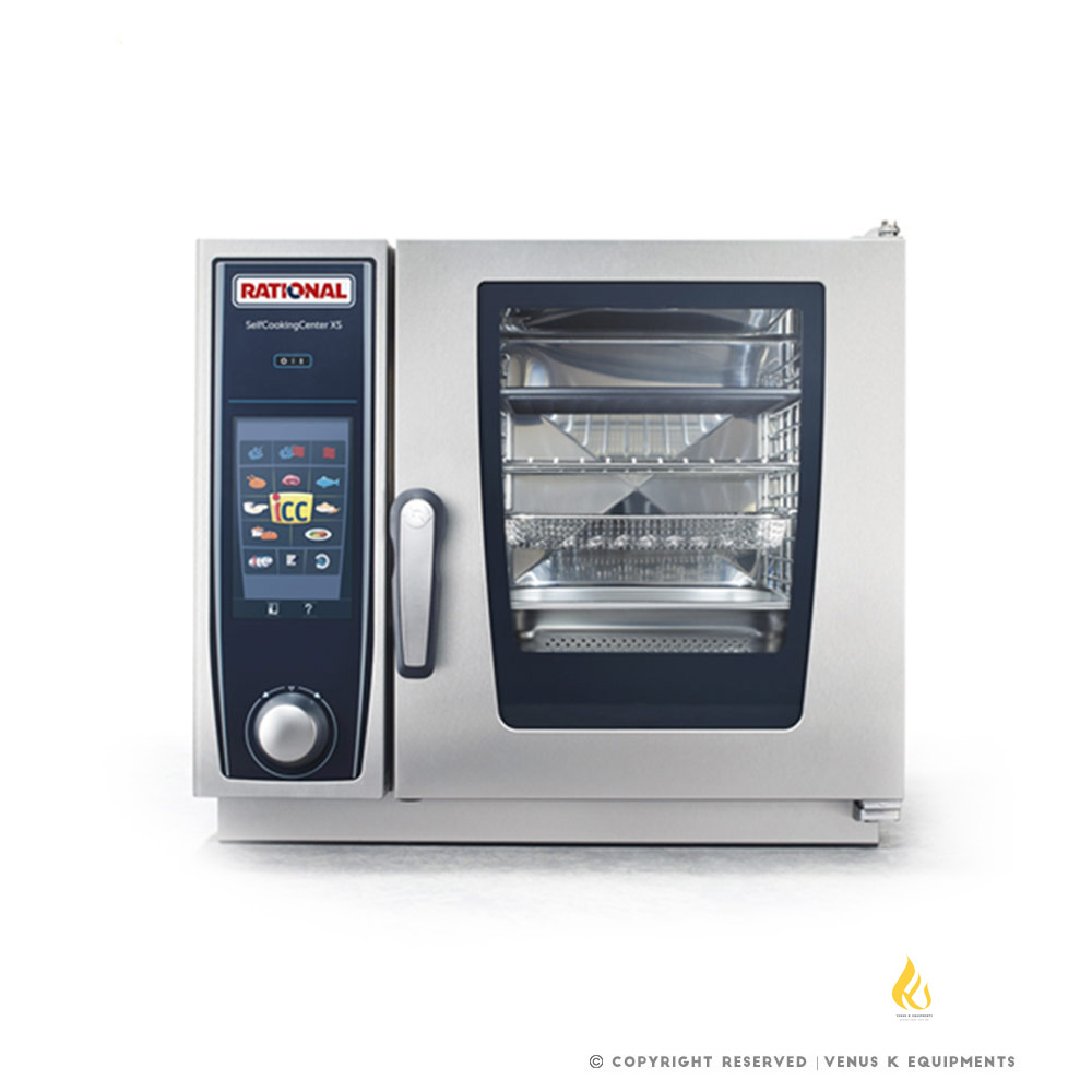 Combi Oven Xs Self Cooking Center